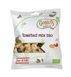 Go Nuts - Toasted Mix Bio
