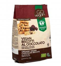 Go Vegan - Biscotti al Cioccolato con Riso Germogliato