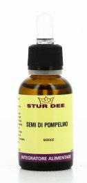 Semi di Pompelmo Gocce - 30 ml.