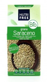 Grano Saraceno Biologico in Chicchi