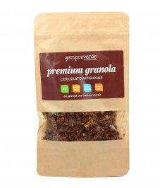 Granola Cruda con Grano Saraceno Germogliato e Cioccolato