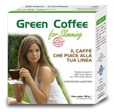 Integratore Alimentare Green Coffee for Slimming