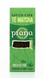 Cioccolata Cruda Vegan al Tè Matcha Green Ciok - Prana