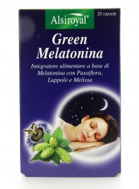 Integratore Alimentare Green Melatonina