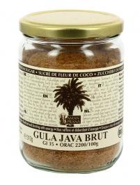Zucchero Grezzo di Fiori di Cocco - Gula Java Brut