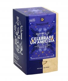 Happiness Is... Celebrare un'Amicizia - Tisane Bio Erbe e Spezie