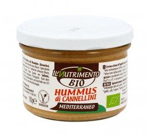 Hummus di Cannellini Mediterraneo