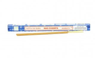 Incenso Nag Champa Agarbatti 10 gr.