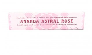 Ananda Incenso Astrale - Rosa