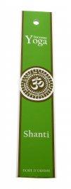 Incenso Yoga - Shanti