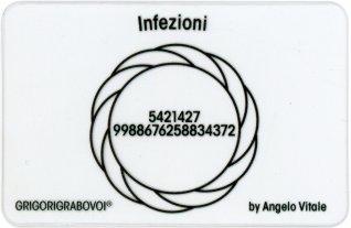 Tessera Radionica 43 - Infezioni