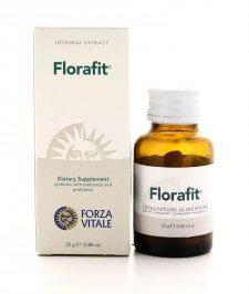 Florafit - Simbiotico a Base di Prebiotici e Probiotici