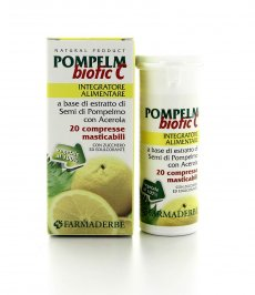 Integratore Pompelmbiotic C Vegetale 100%