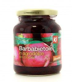 Barbabietole in Agrodolce Bio