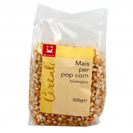 Mais per Pop Corn Biologico