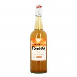 Bevanda Fermentata Kombucha Bio con Uva e Fiori di Sambuco 750 ml