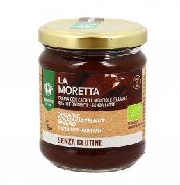 Crema Spalmabile La Moretta - Senza Glutine