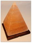 Lampada di Sale Himalayano - Piramide