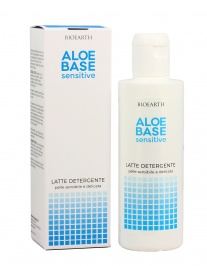 Latte Detergente Viso - Aloe Base Sensitive