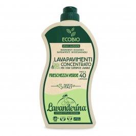 "Detergente Lavapavimenti Multisuperficie ""Freschezza Verde"""