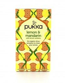 Tisana Pukka - Lemon & Mandarin