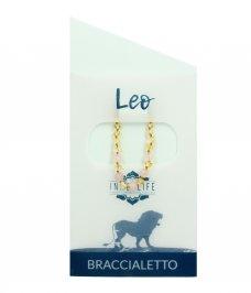 Braccialetto di Ambra Baby - Leo
