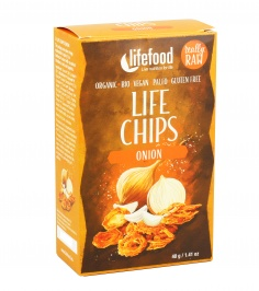 Chips alla Cipolla Croccante