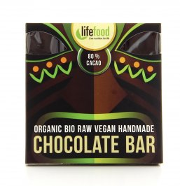 Chocolate Bar - 80% Cacao