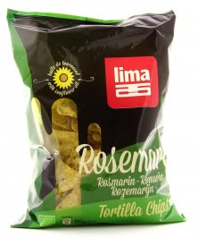 Tortillas Chips al Rosmarino