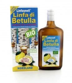 Linfa di Betulla - Limone