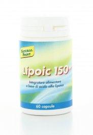 Lipoic 150 - Antiossidante e Regolatore del Metabolismo