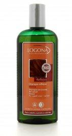 Shampoo Ravvivante del Colore all'Hennè - Capelli Rossi e Castani