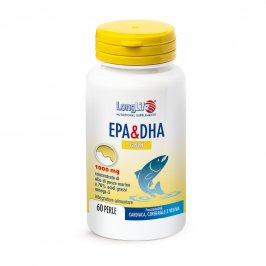 Epa & Dha Gold 1000Mg - Metabolismo dei Lipidi