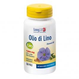 Olio di Lino 1300 Mg - Metabolismo e Colesterolo