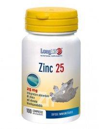 Zinc 25 - Difese Immunitarie