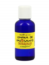 Olio Lenitivo Viso - Lynpha De Palo Santo 50 ml