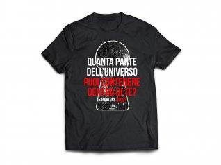 T-Shirt - Quanta Parte dell'Universo
