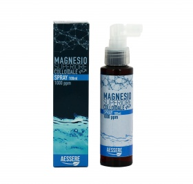 Magnesio Superiore Colloidale Spray 1000 Ppm