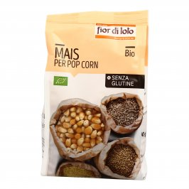 Mais per Pop Corn Bio Senza Glutine
