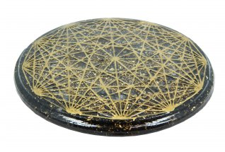 Mandala in Orgonite