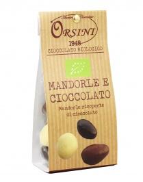 Mandorle Ricoperte di Cioccolato Misto