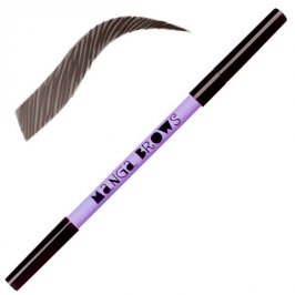Manga Brows - Deep Ebony Pure Black