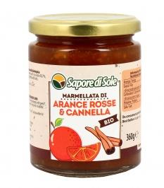 Marmellata di Arance Rosse & Cannella
