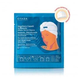 Maschera Capelli in Tessuto Effetto Termo Vapore - Nutriente e Ristrutturante