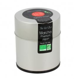 Polvere di Tè Matcha Premium