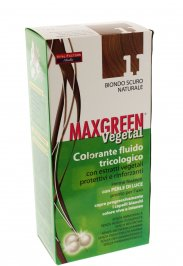 Max Green Vegetal 11 - Biondo Scuro Naturale