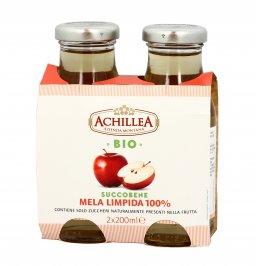 Succo Limpido di Mela 100% - SuccoBene 2x200 ml