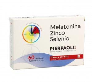Melatonina Zinco - Selenio del Dr. Pierpaoli