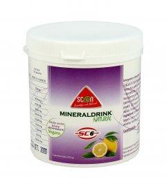 Mineraldrink Natural Limone