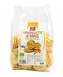 Mini Gallette di Mais Bio